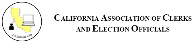California Association of Clerks and Election Officials